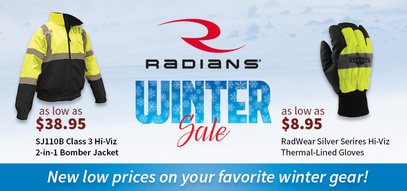 Radians Winter Sale